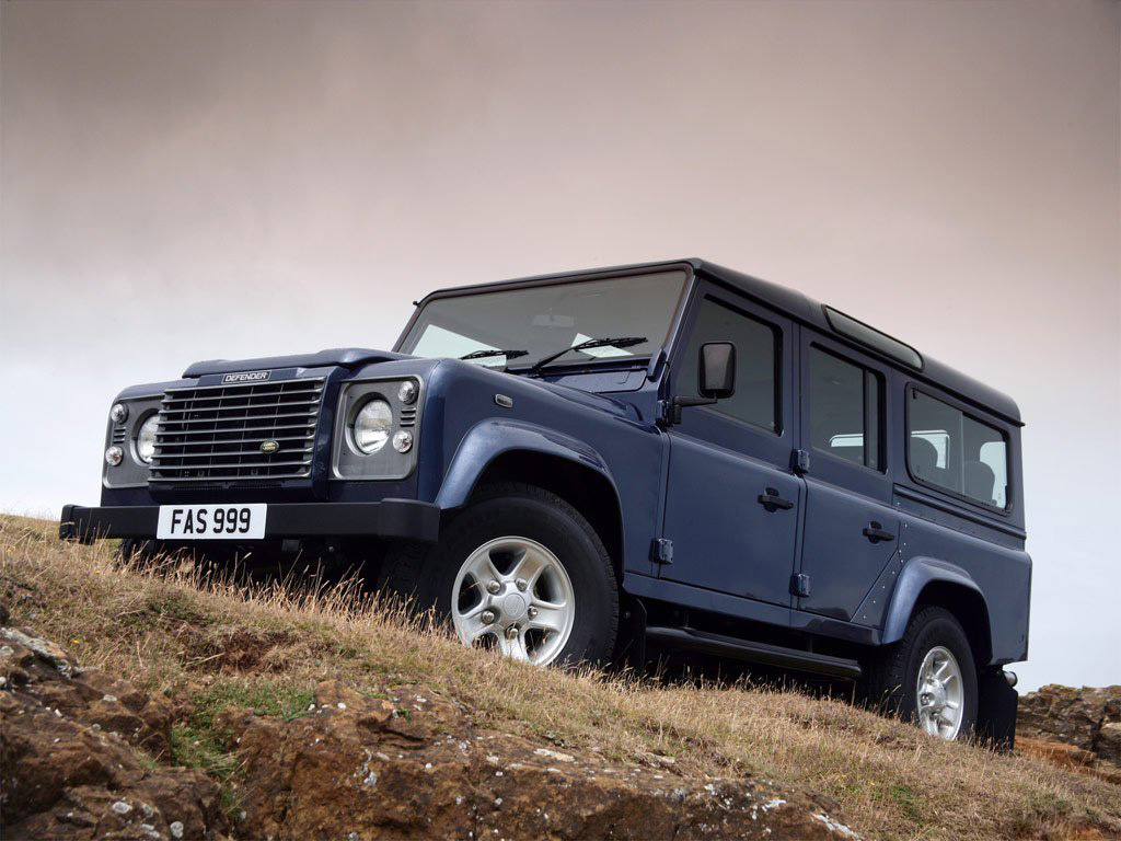 Land Rover Defender 110 photo 82110