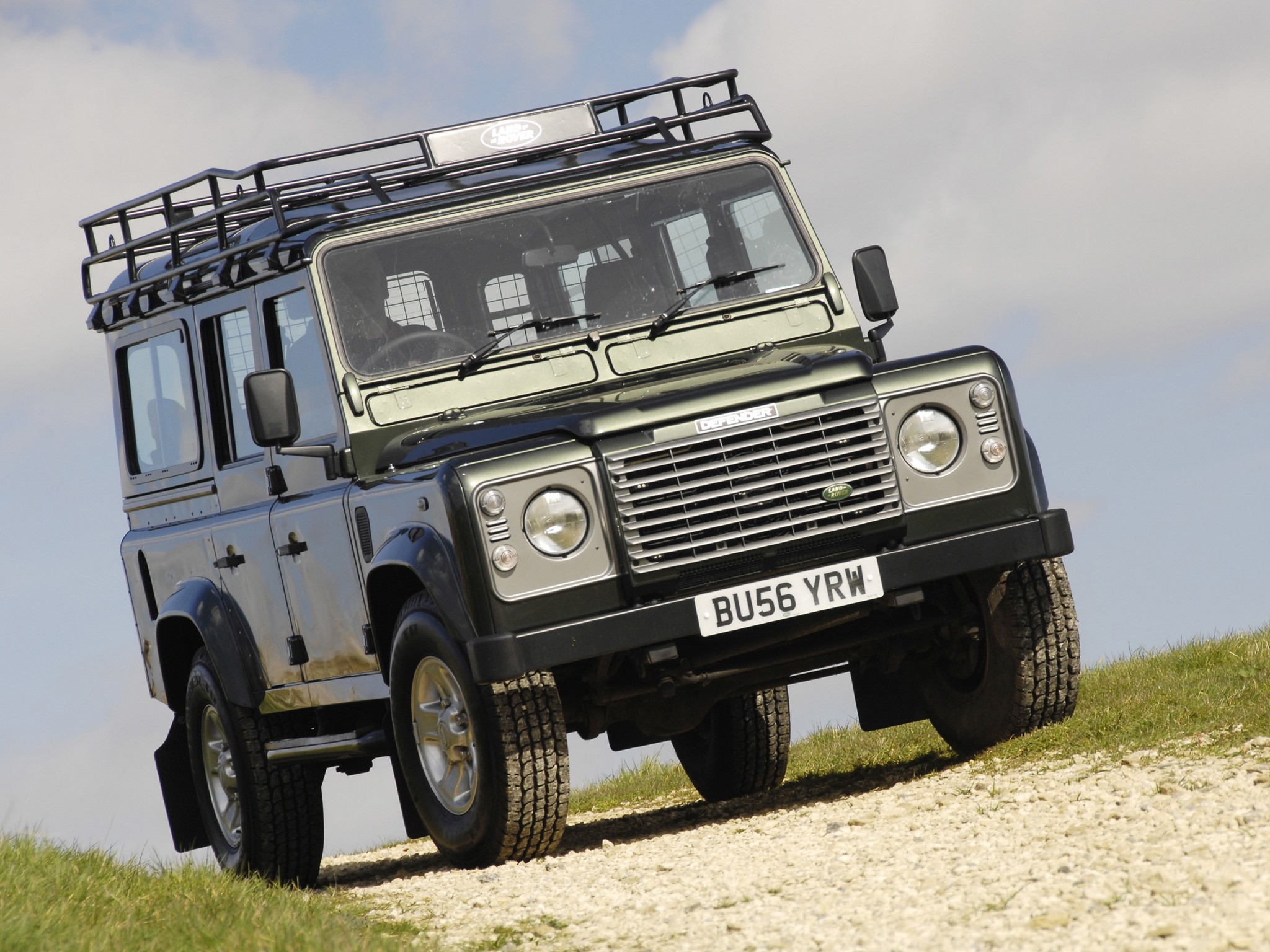 Land Rover Defender 110 photo 82112
