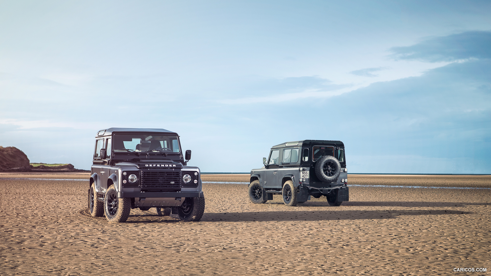 Land Rover Defender photo 136240