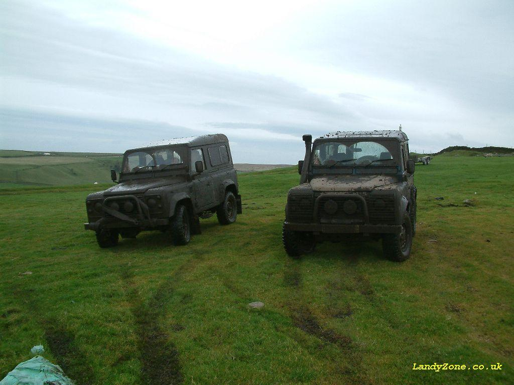 Land Rover Defender photo 20292