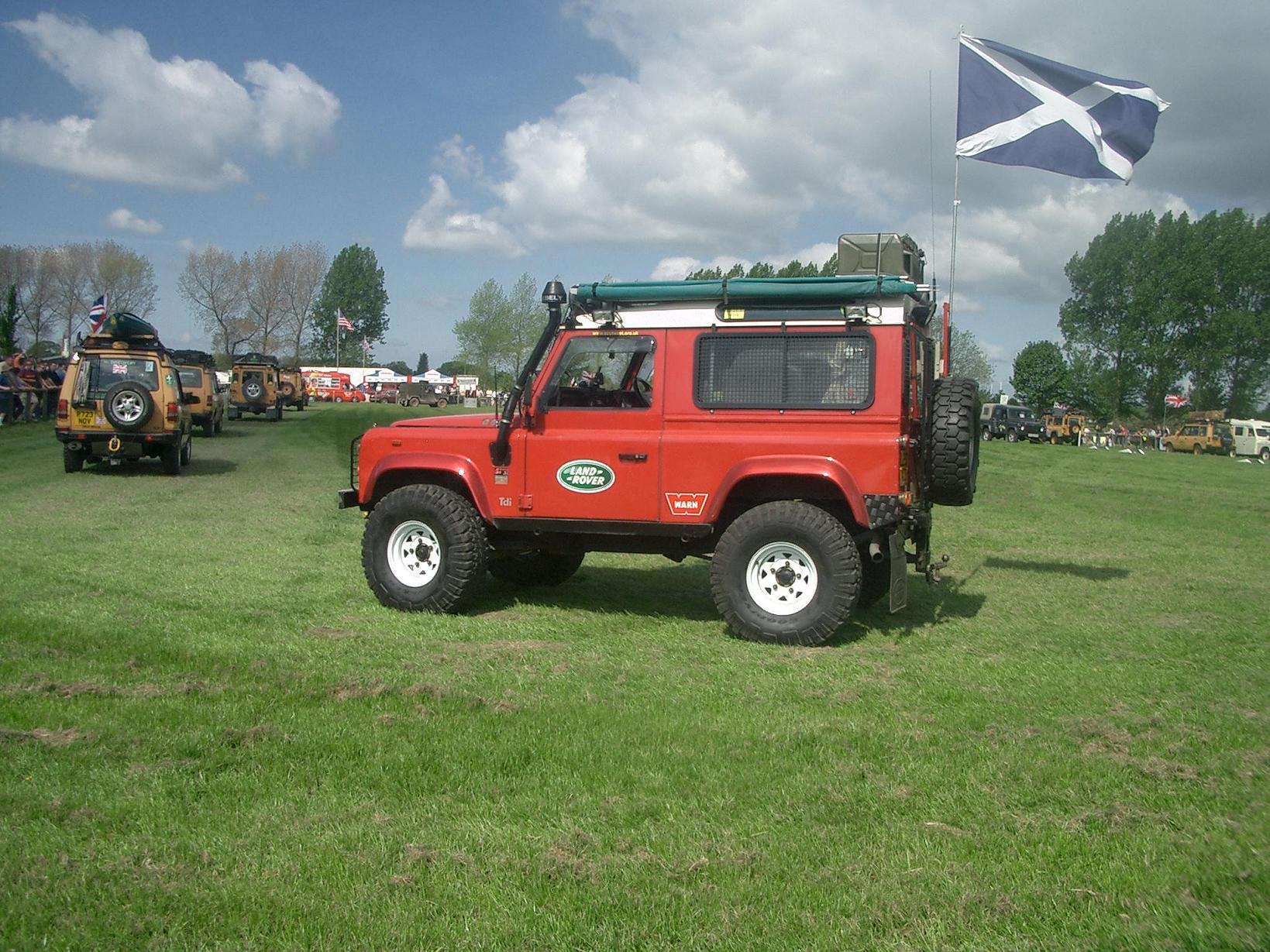 Land Rover Defender photo 20294