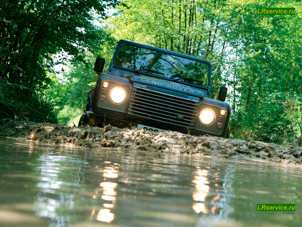 Land Rover Defender photo 42582