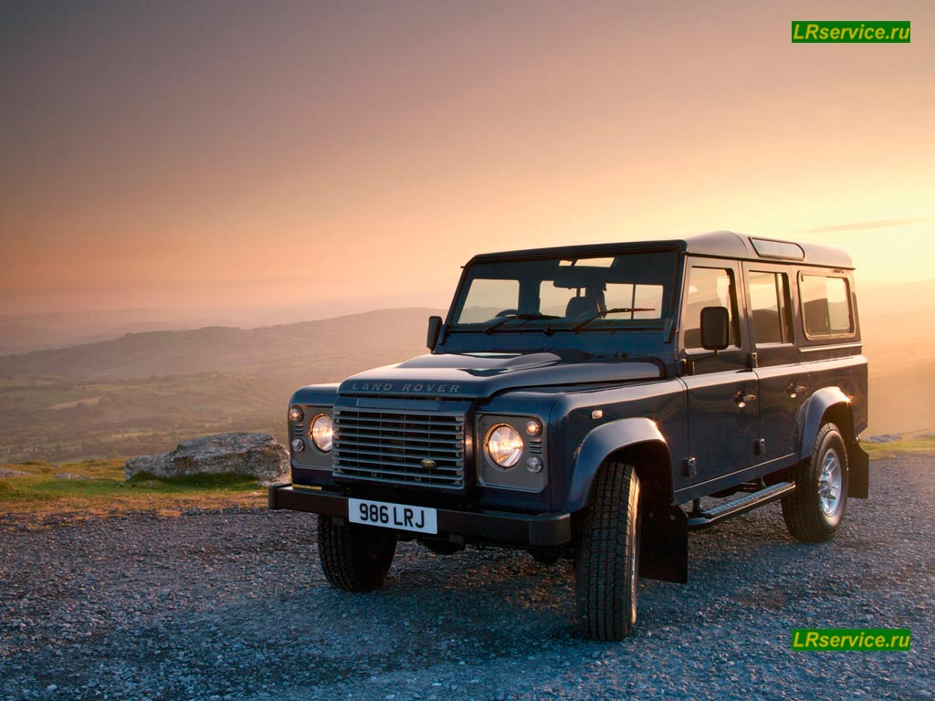 Land Rover Defender photo 42587
