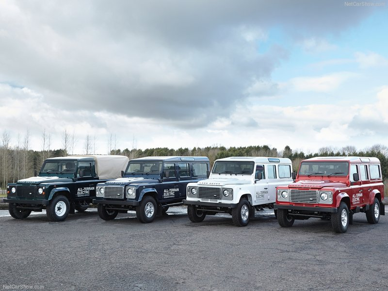 Land Rover Defender photo 99338