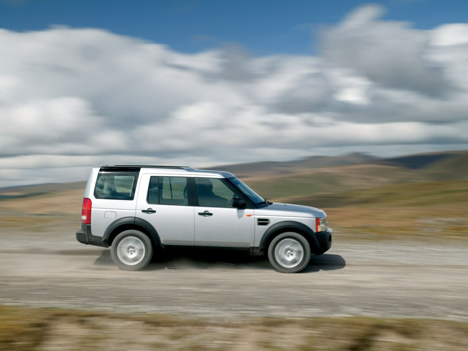 Land Rover Discovery II photo 10398