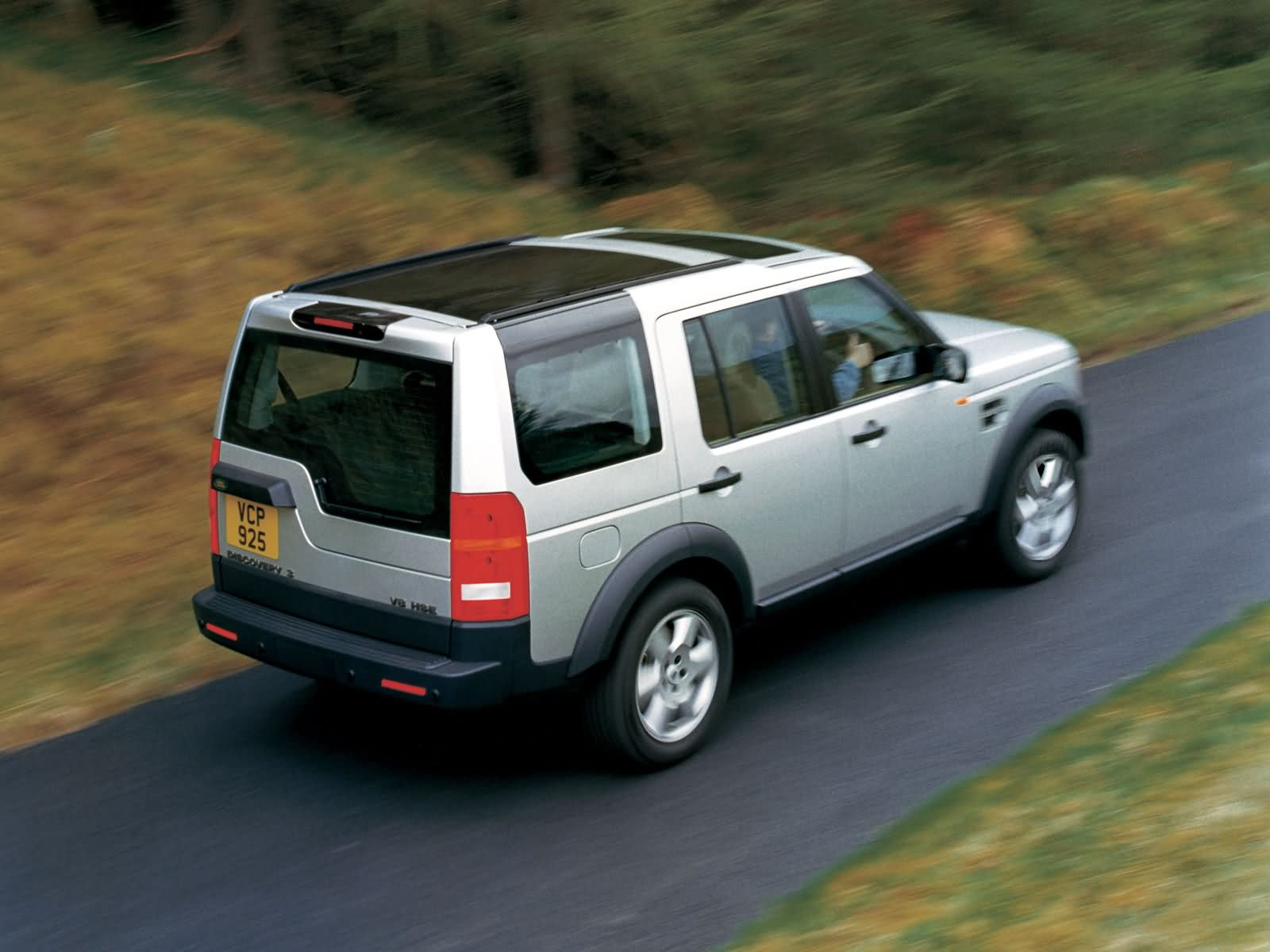 Land Rover Discovery II photo 10399