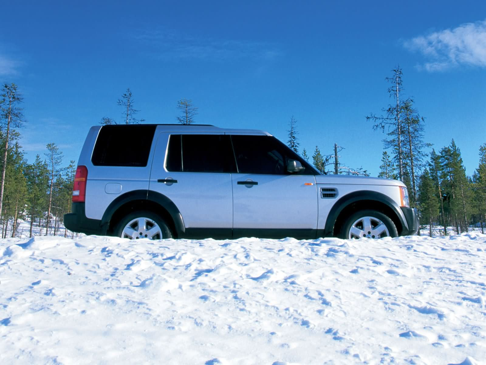 Land Rover Discovery II photo 10401