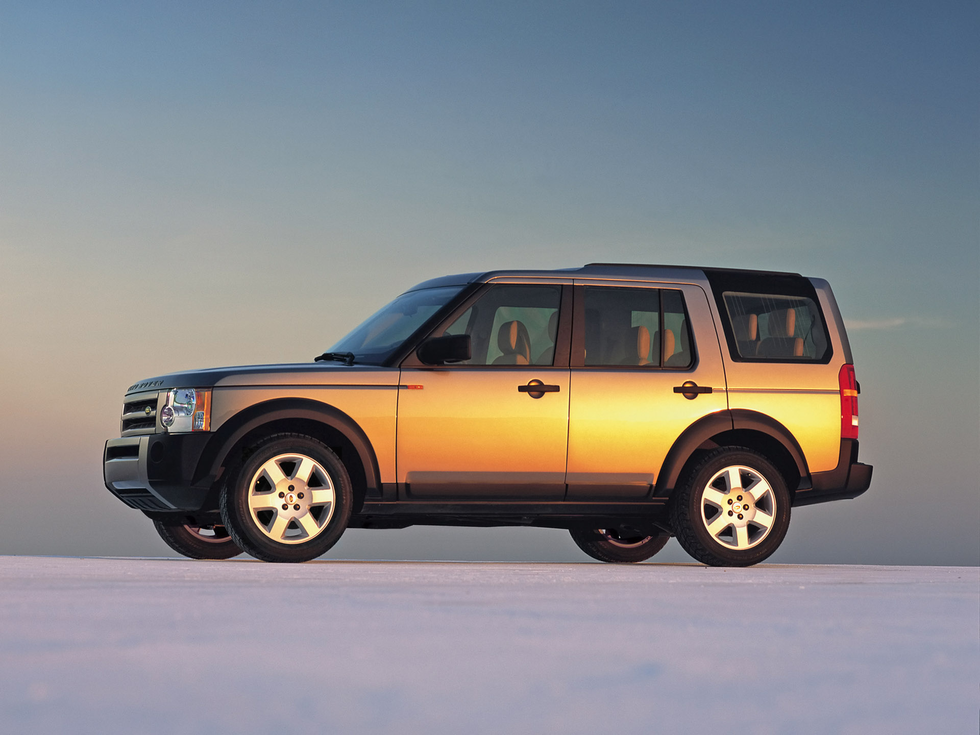 Land Rover Discovery II photo 5856