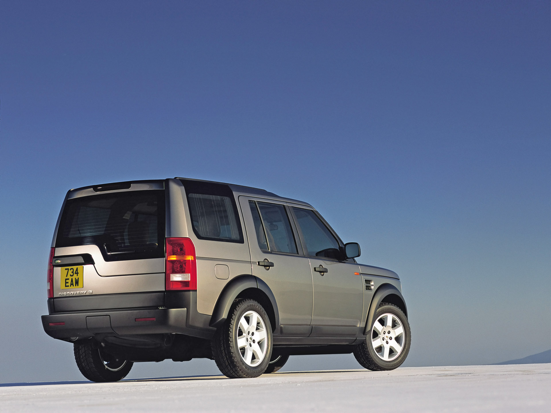Land Rover Discovery II photo 5857