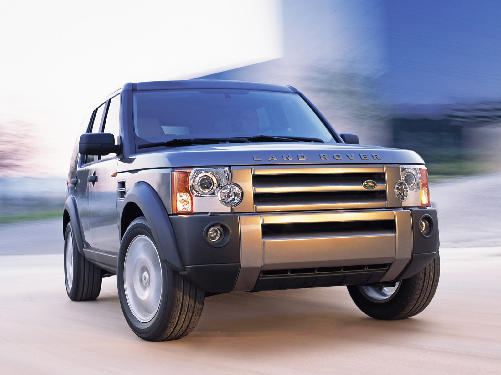Land Rover Discovery II photo 5859