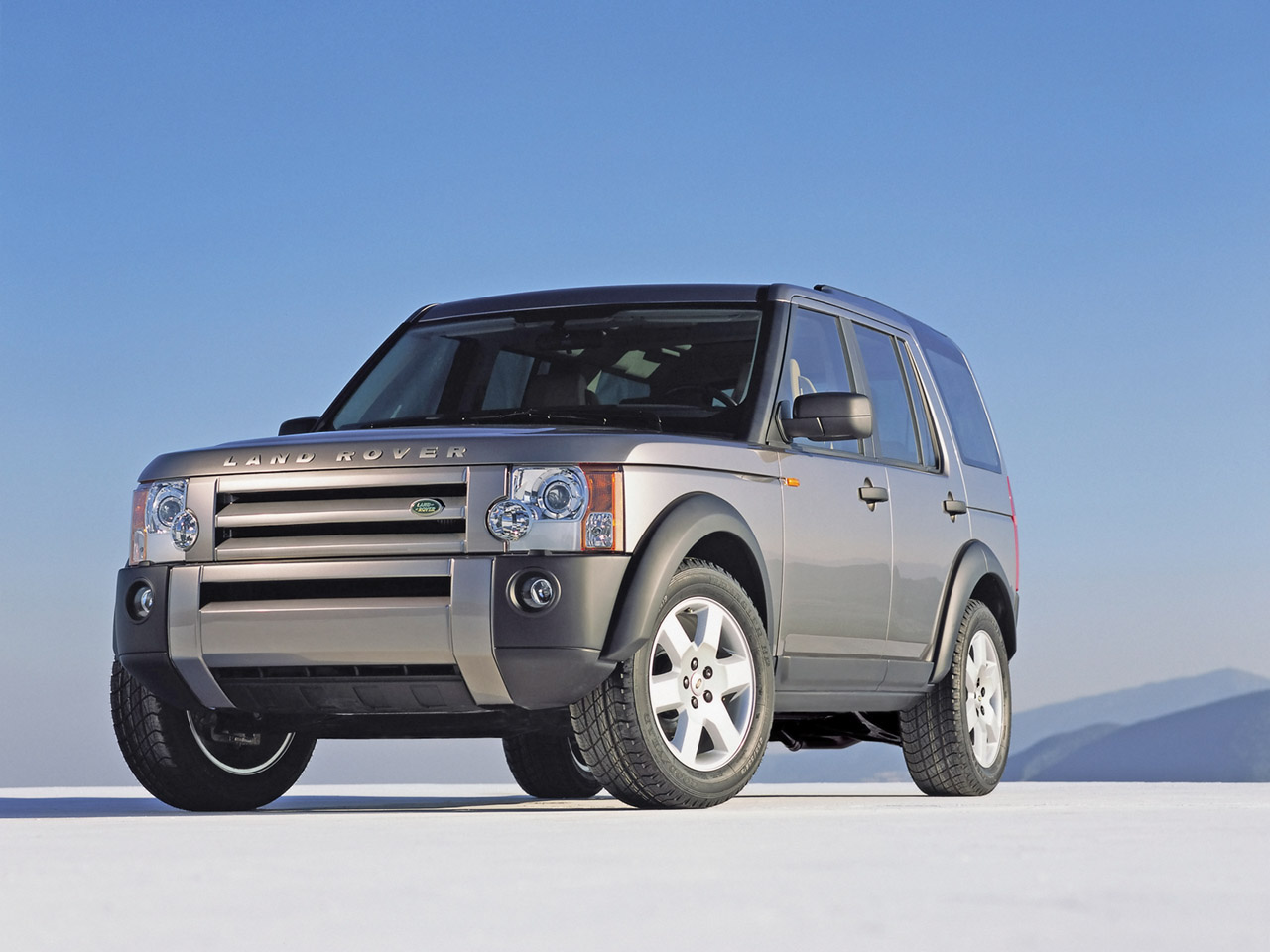 Land Rover Discovery II photo 5863