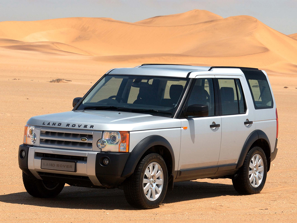 Land Rover Discovery III photo 93642