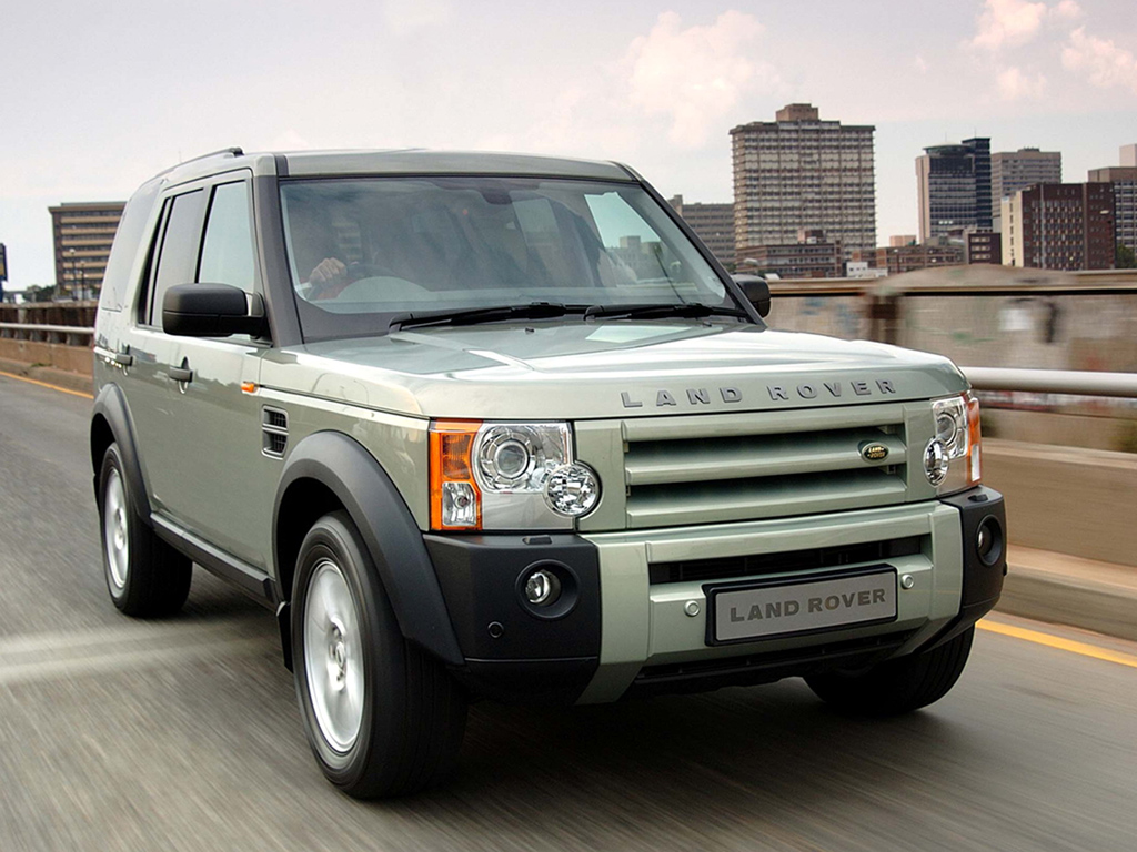 Land Rover Discovery III photo 93645