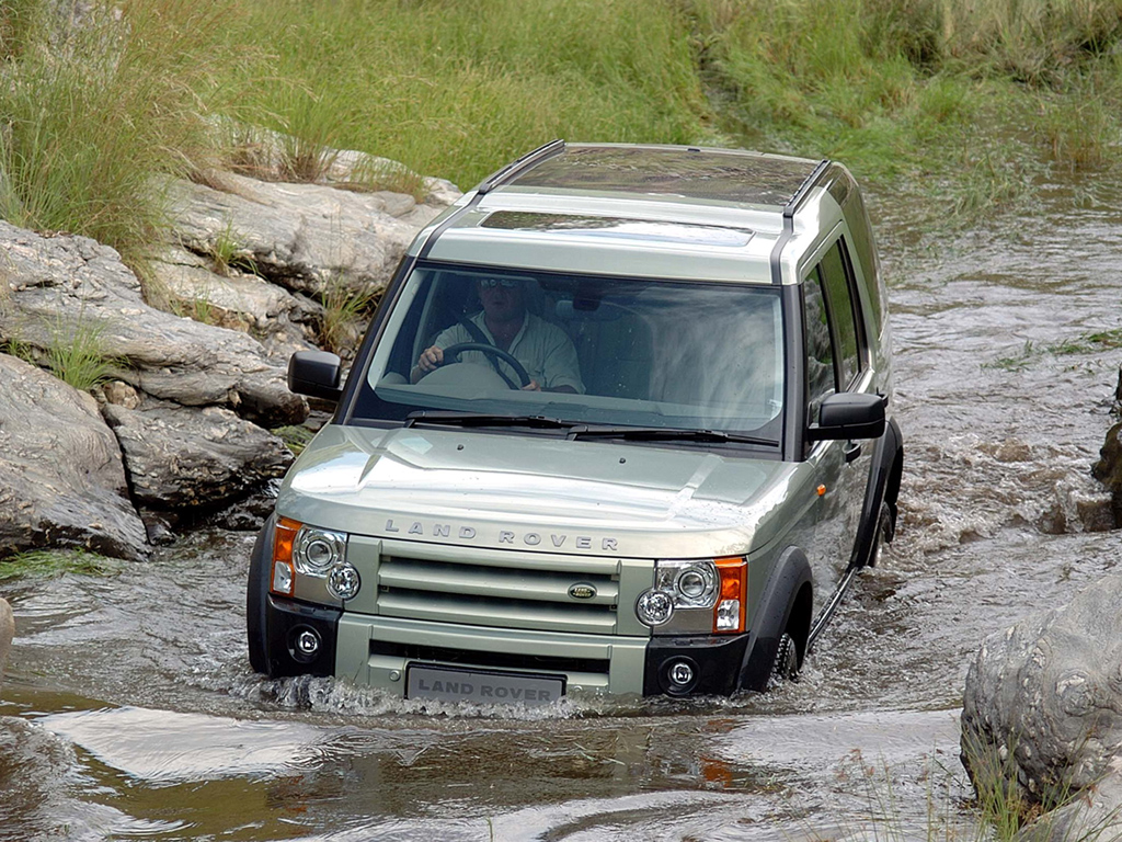 Land Rover Discovery III photo 93647