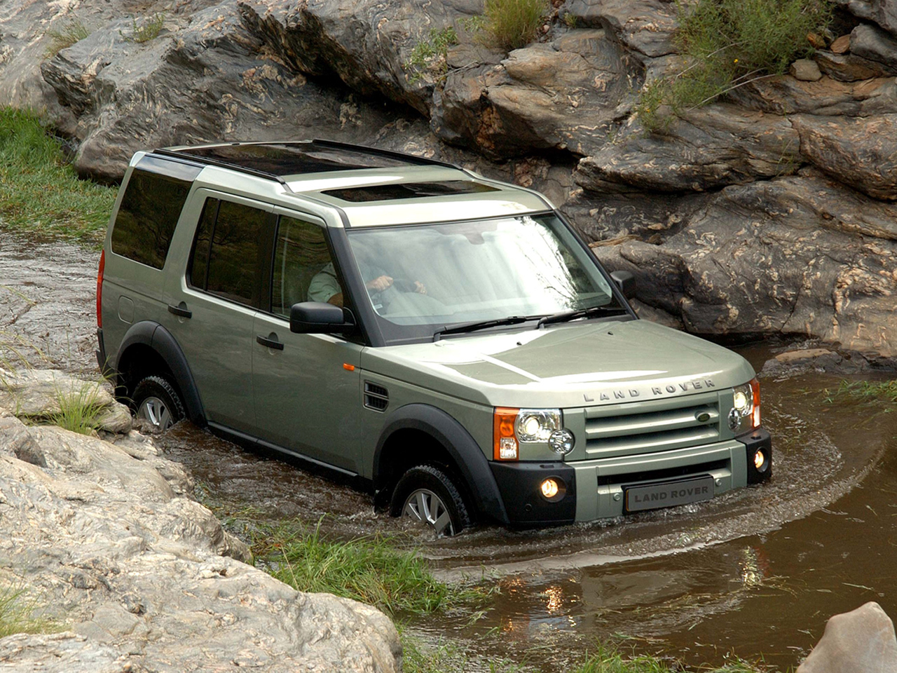 Land Rover Discovery III photo 93648