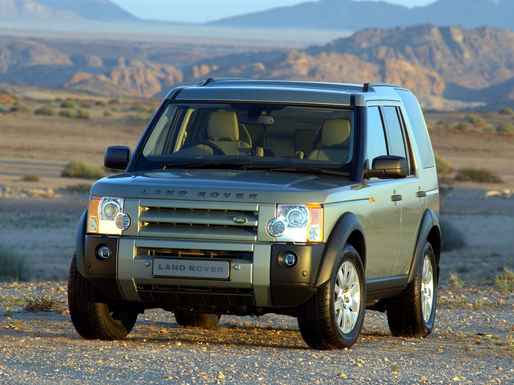 Land Rover Discovery III photo 93650