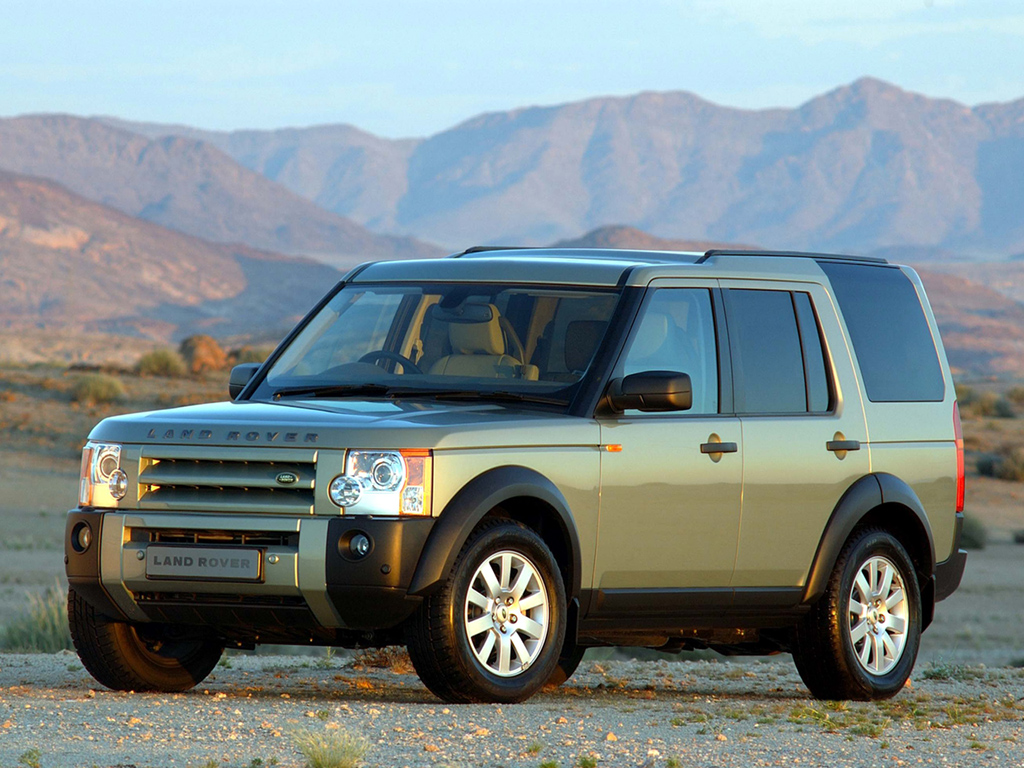Land Rover Discovery III photo 93651