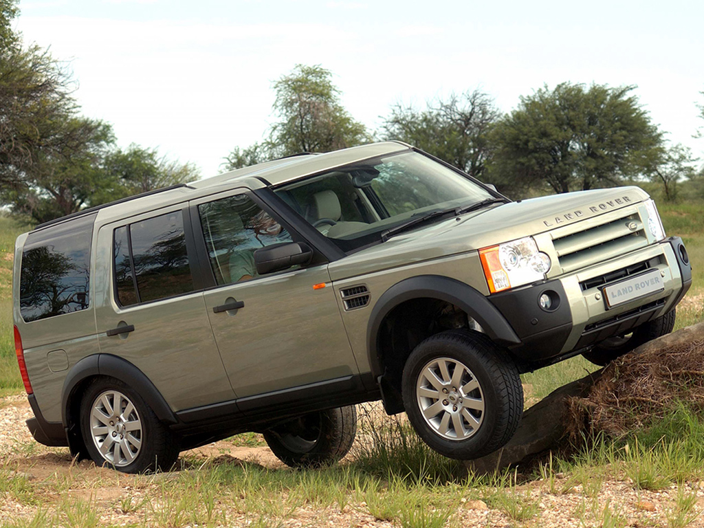 Land Rover Discovery III photo 93655