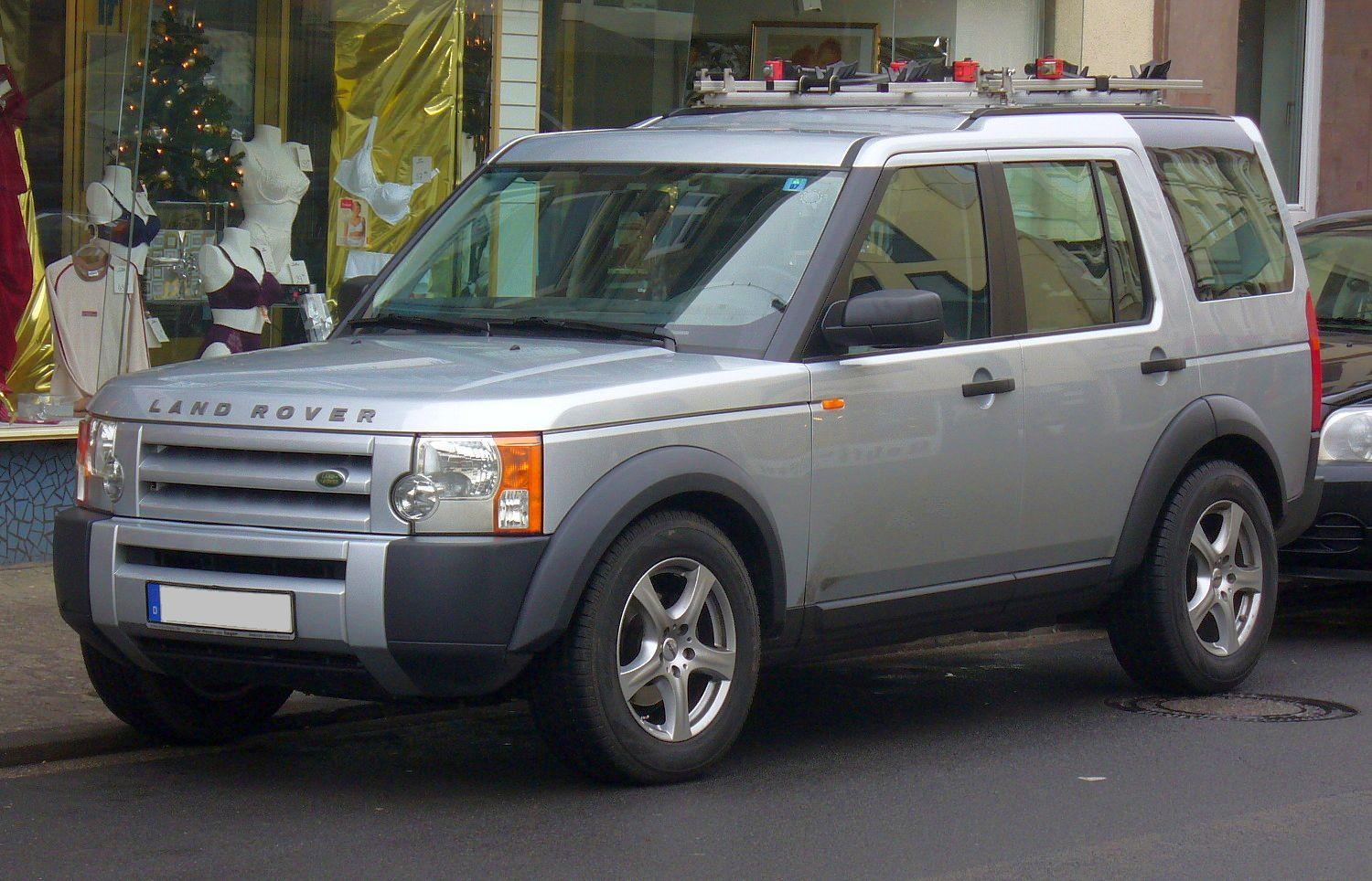 Land Rover Discovery photo 105369