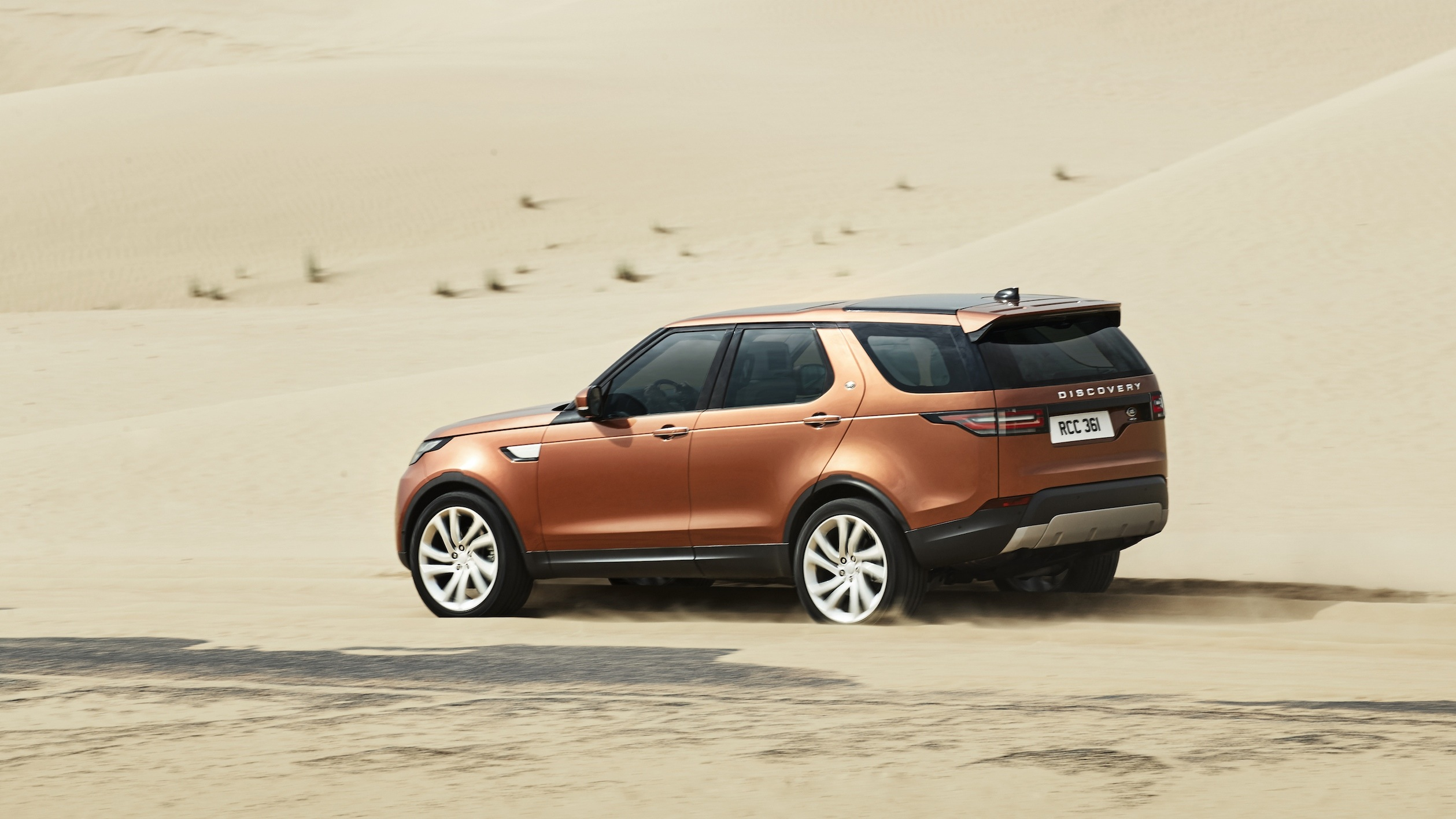 Land Rover Discovery photo 169839