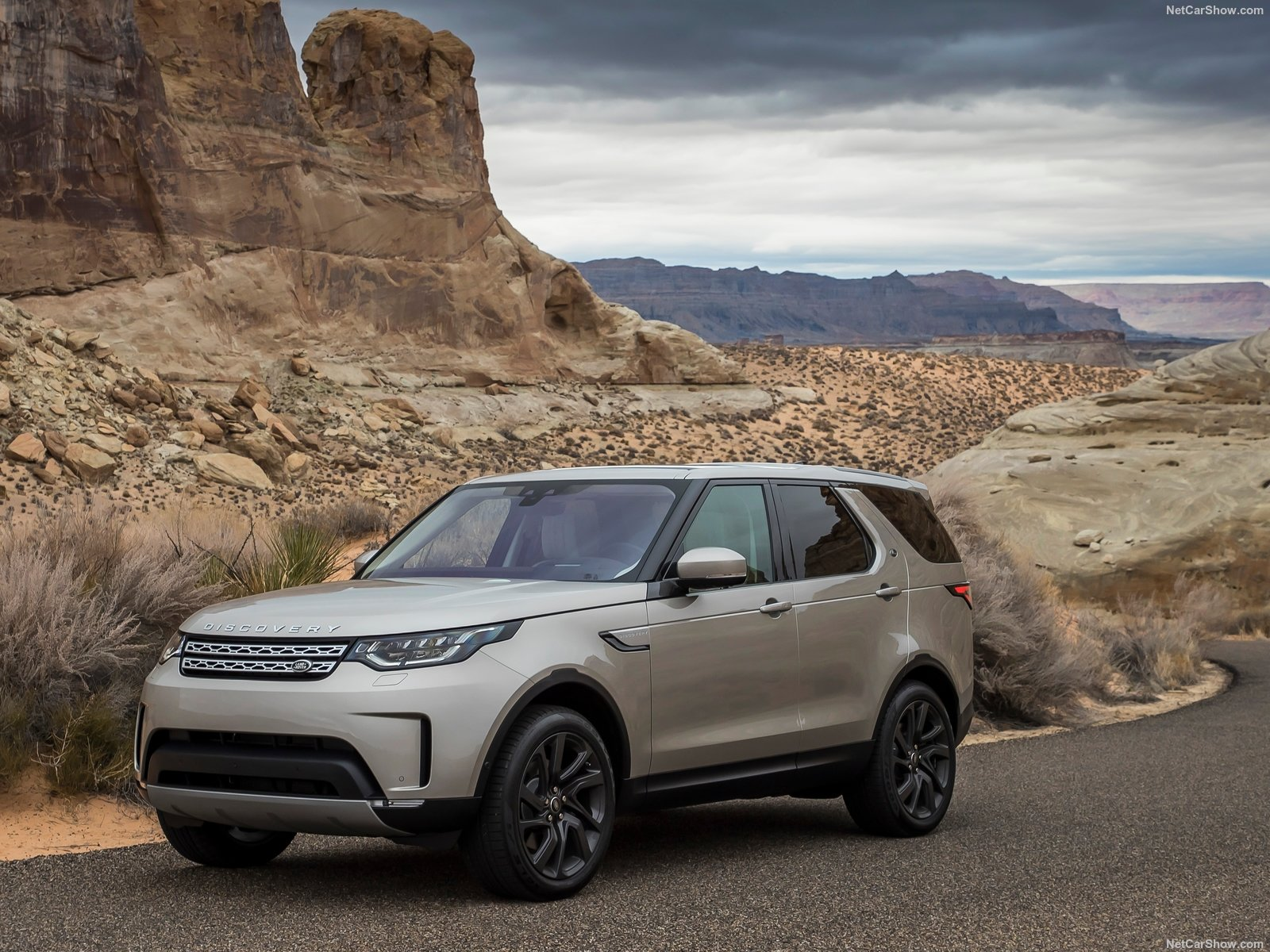 Land Rover Discovery photo 180274