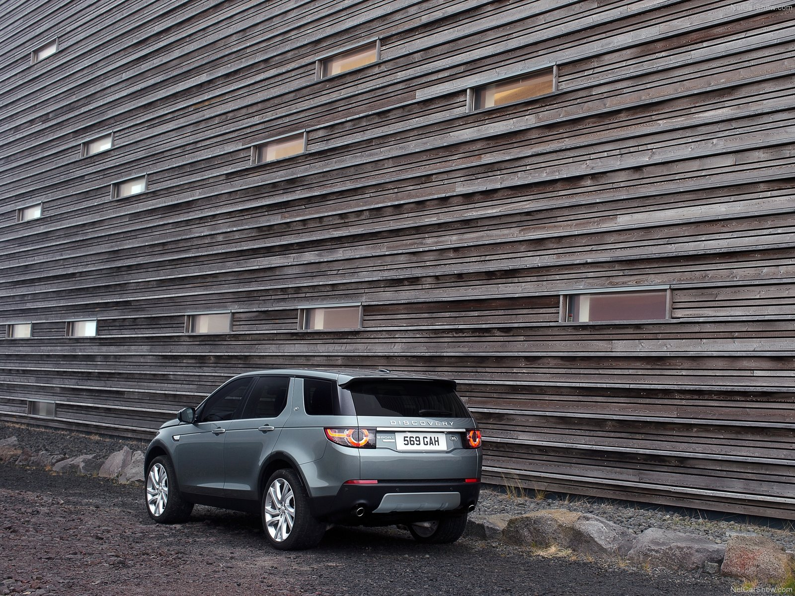 Land Rover Discovery Sport photo 128469