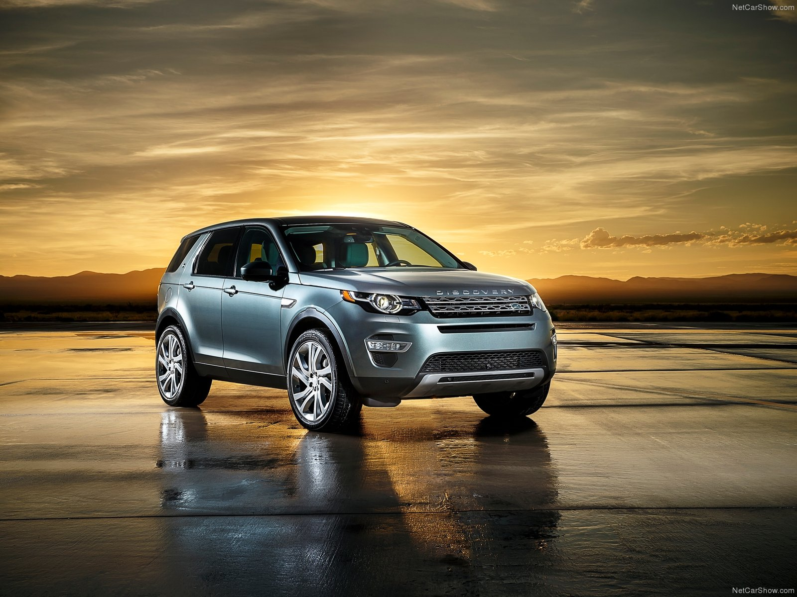 Land Rover Discovery Sport photo 128494