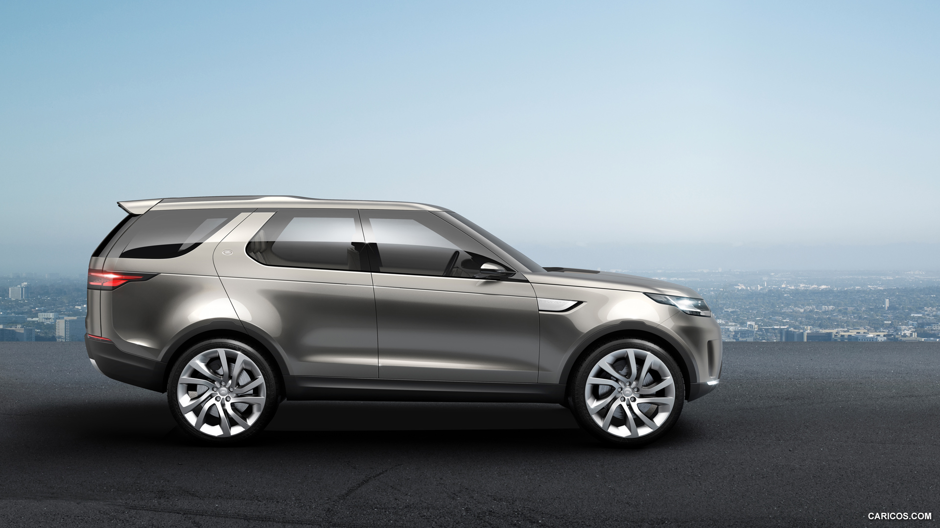 Land Rover Discovery Vision photo 116603