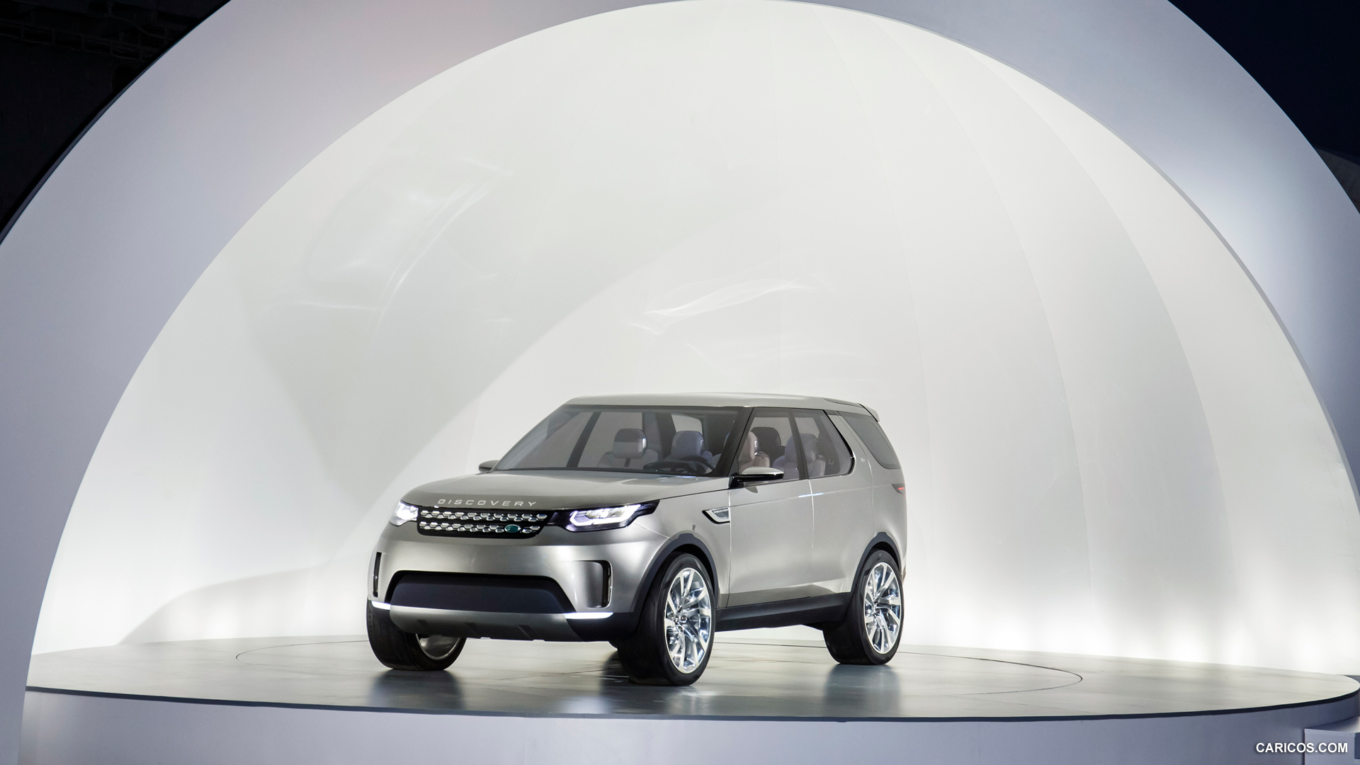 Land Rover Discovery Vision photo 116617