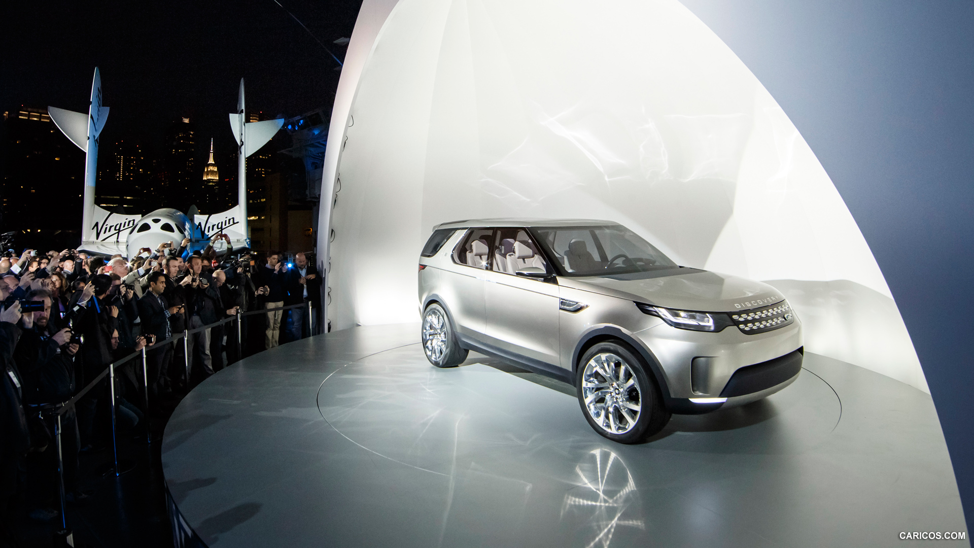 Land Rover Discovery Vision photo 116618