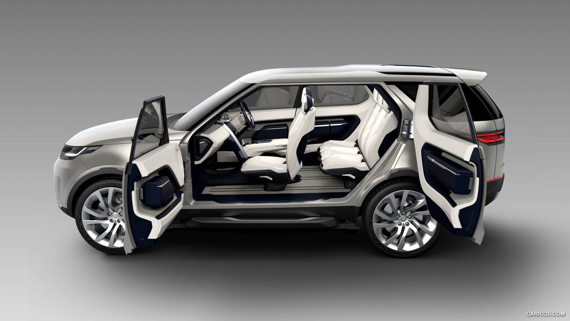 Land Rover Discovery Vision photo 116625