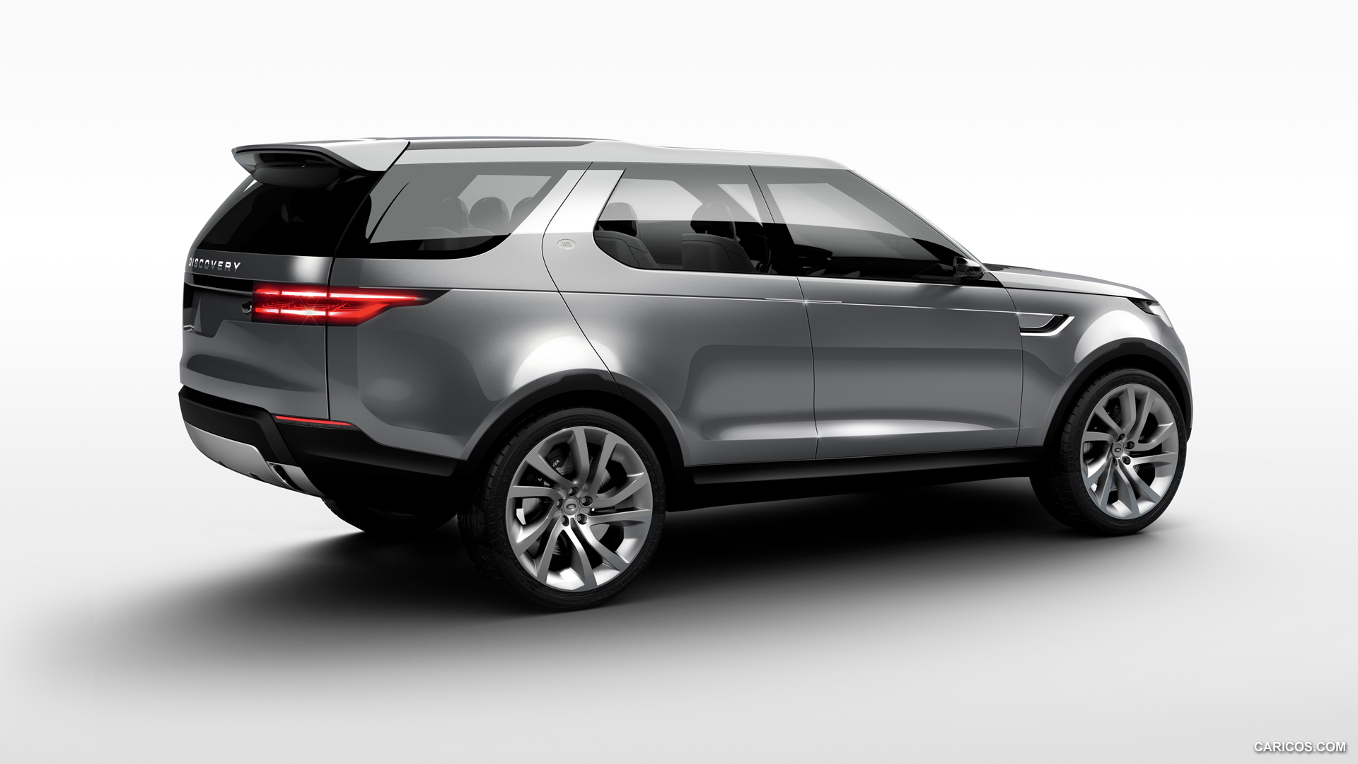 Land Rover Discovery Vision photo 116630