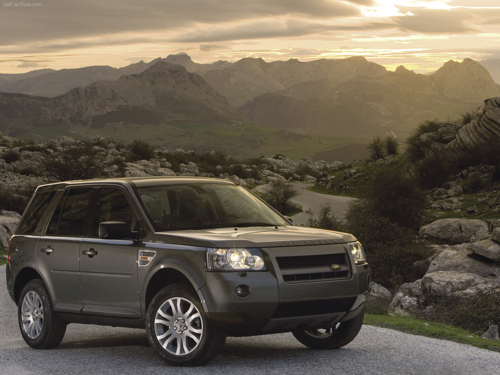 Land Rover Freelander II photo 37223