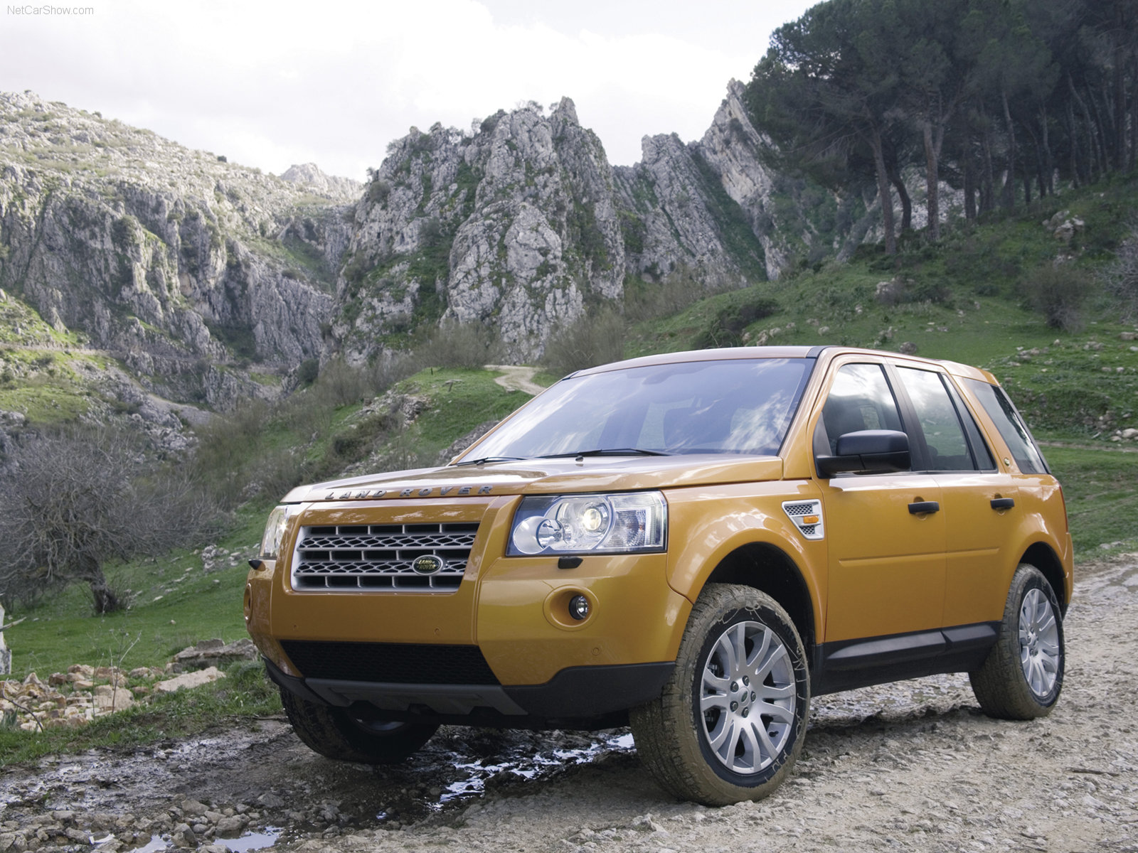 Land Rover Freelander II photo 37225