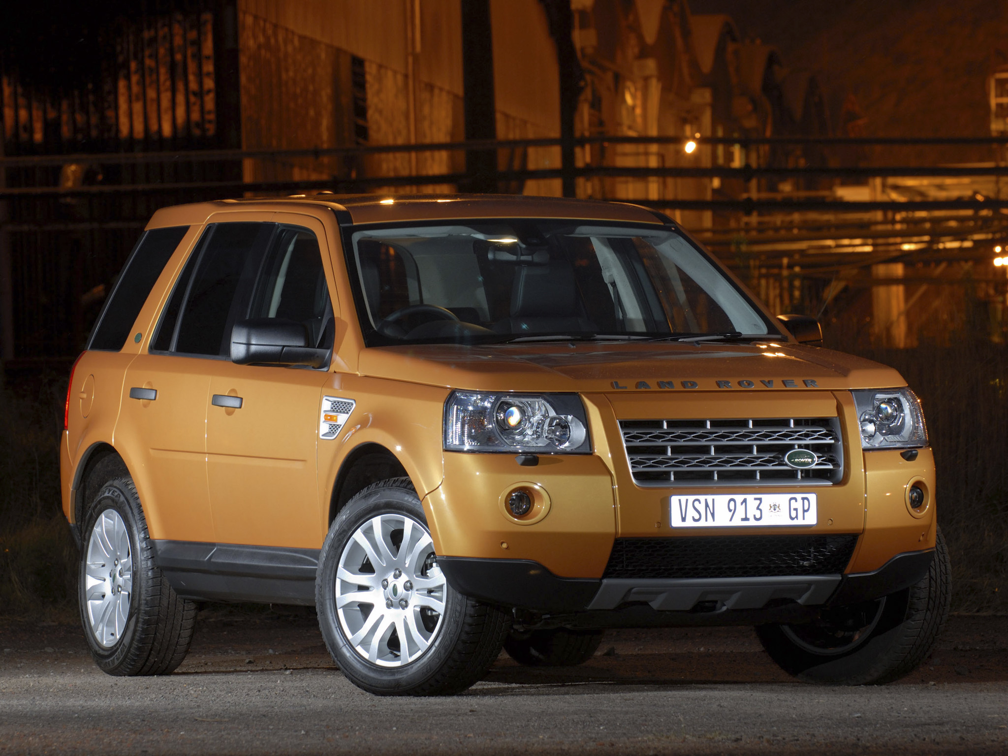Land Rover Freelander II photo 94159