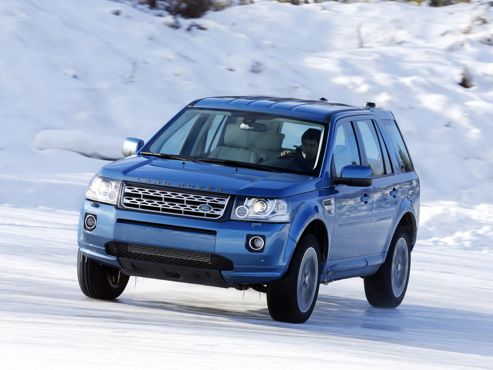 Land Rover Freelander II photo 99731