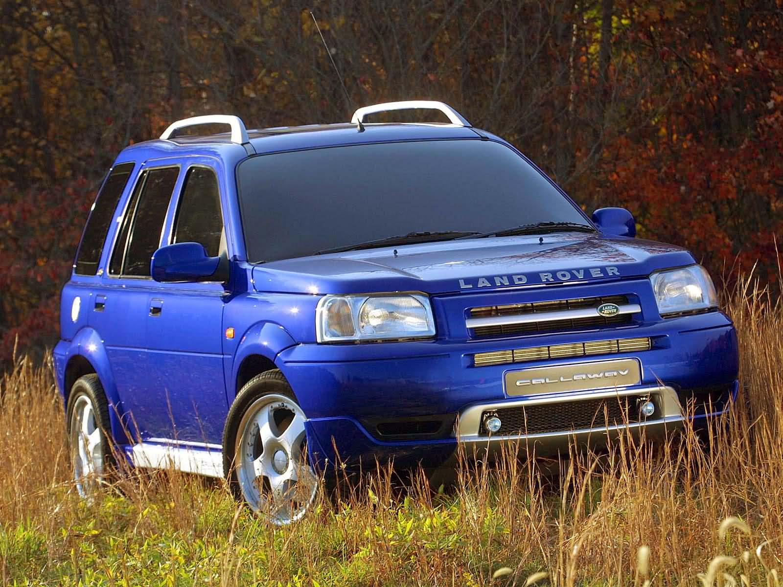 Land Rover Freelander photo 1380