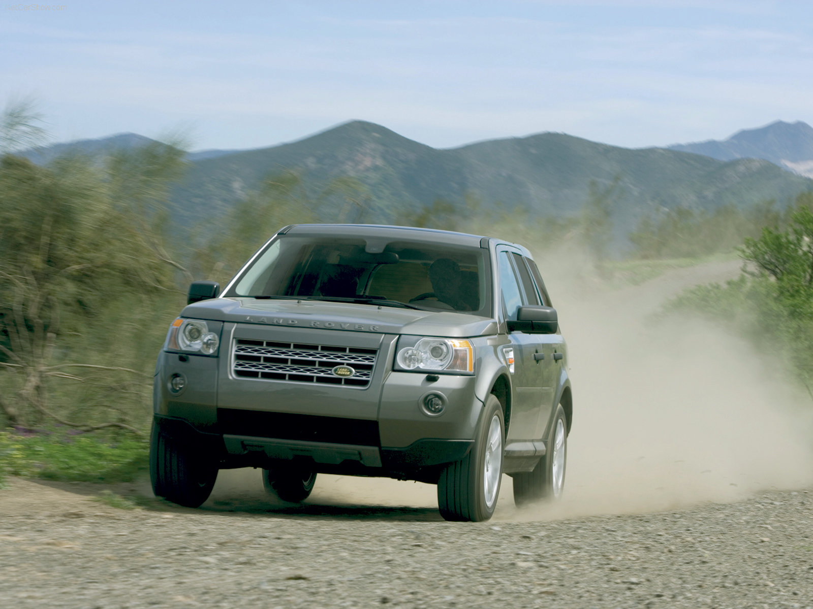 Land Rover Freelander photo 36578