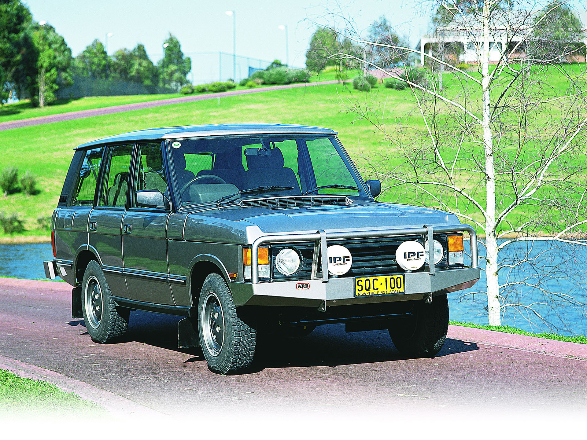 Land Rover Range Rover Classic photo 39867
