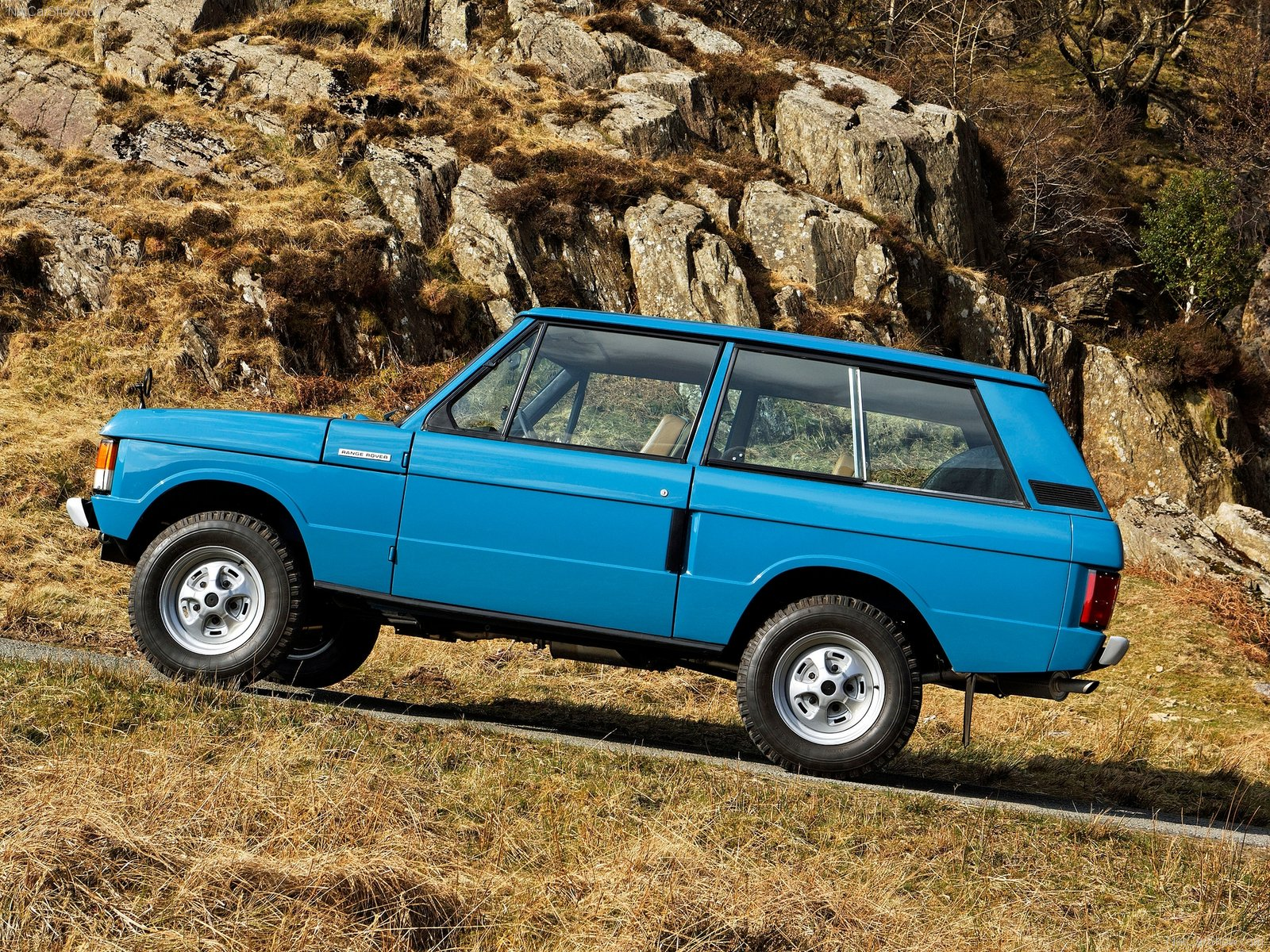 Land Rover Range Rover Classic photo 74080