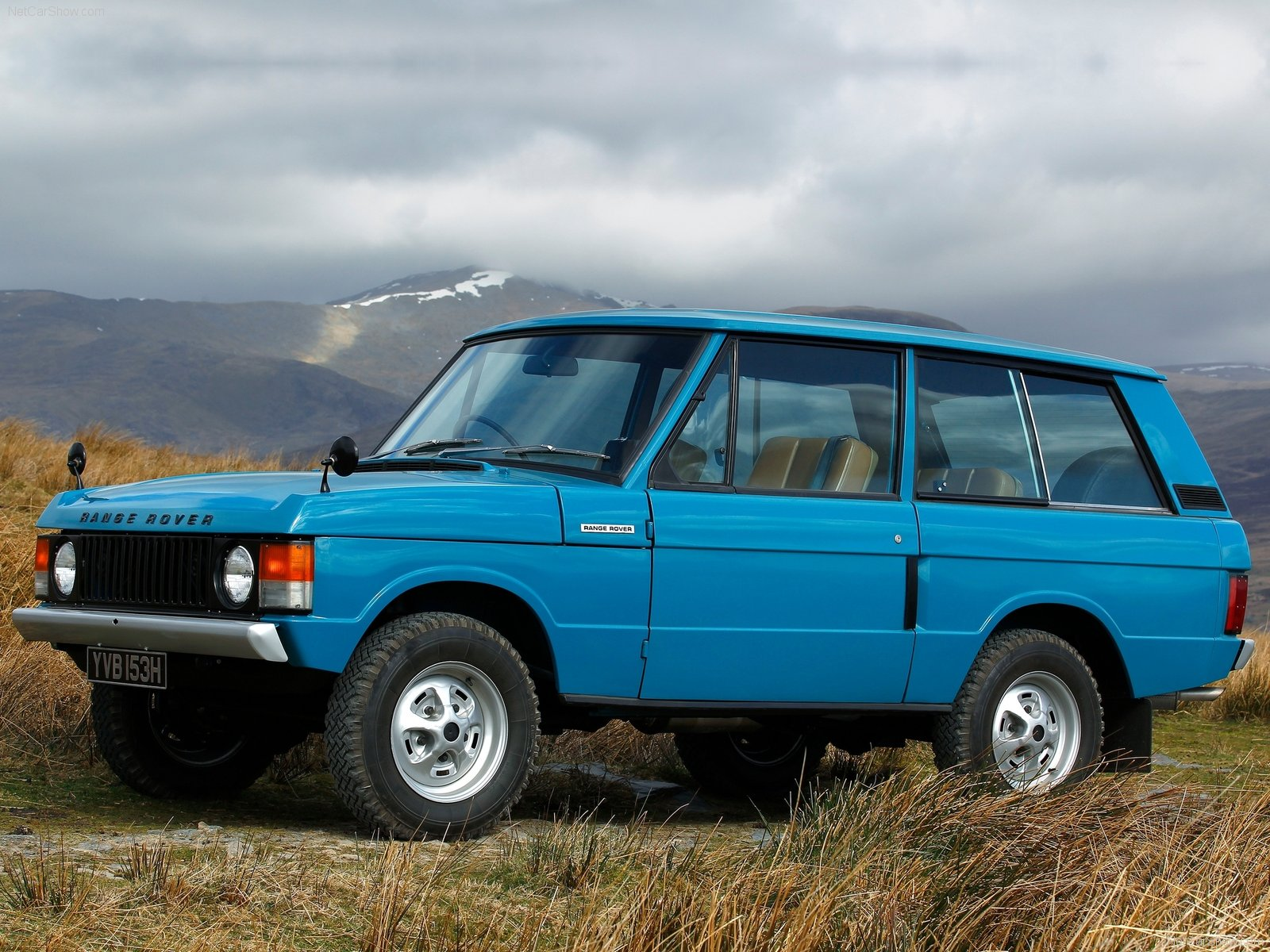 Land Rover Range Rover Classic photo 74082