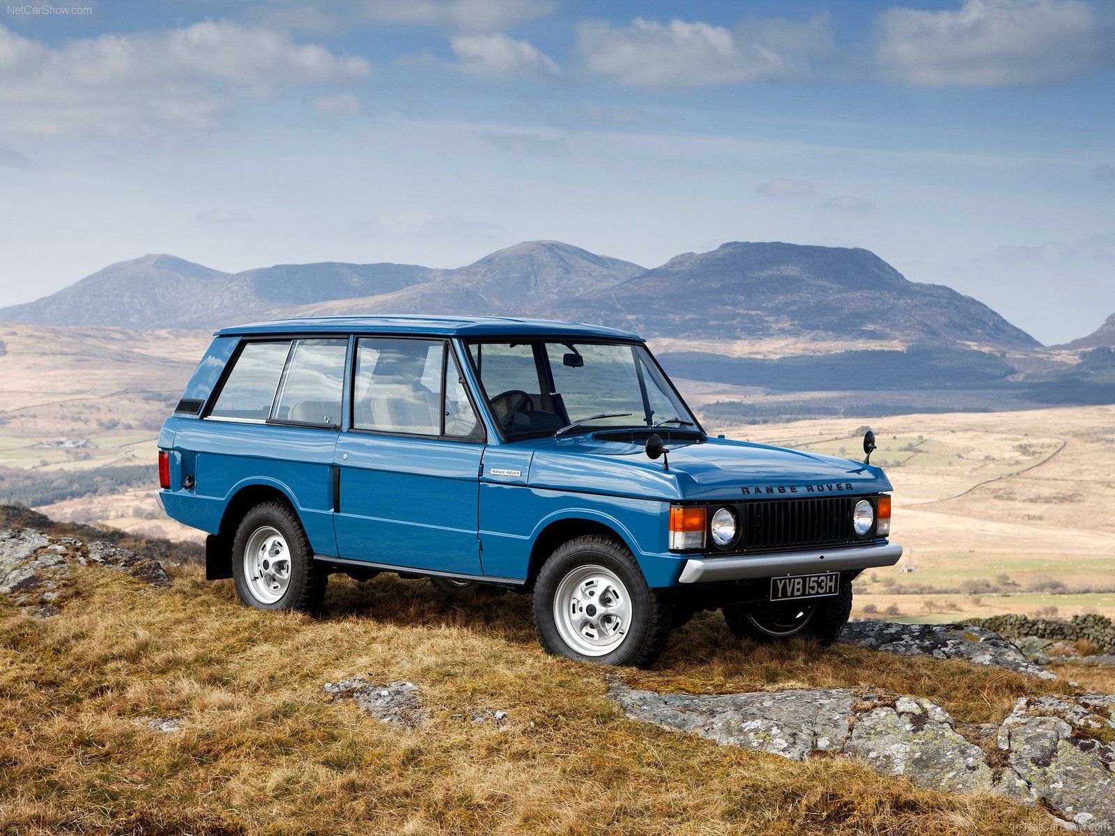Land Rover Range Rover Classic photo 74091