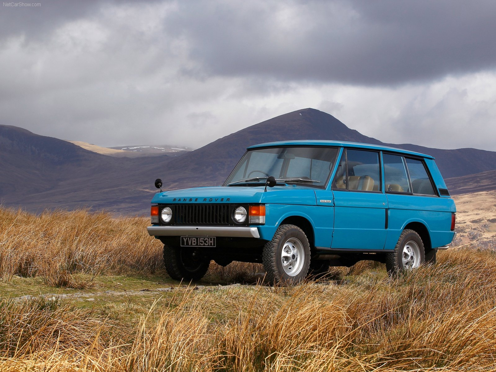 Land Rover Range Rover Classic photo 74092
