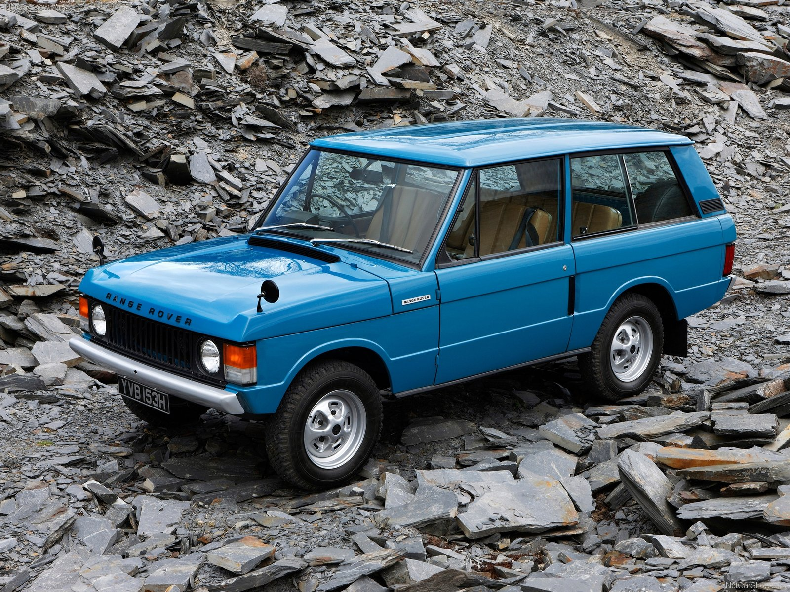 Land Rover Range Rover Classic photo 74097