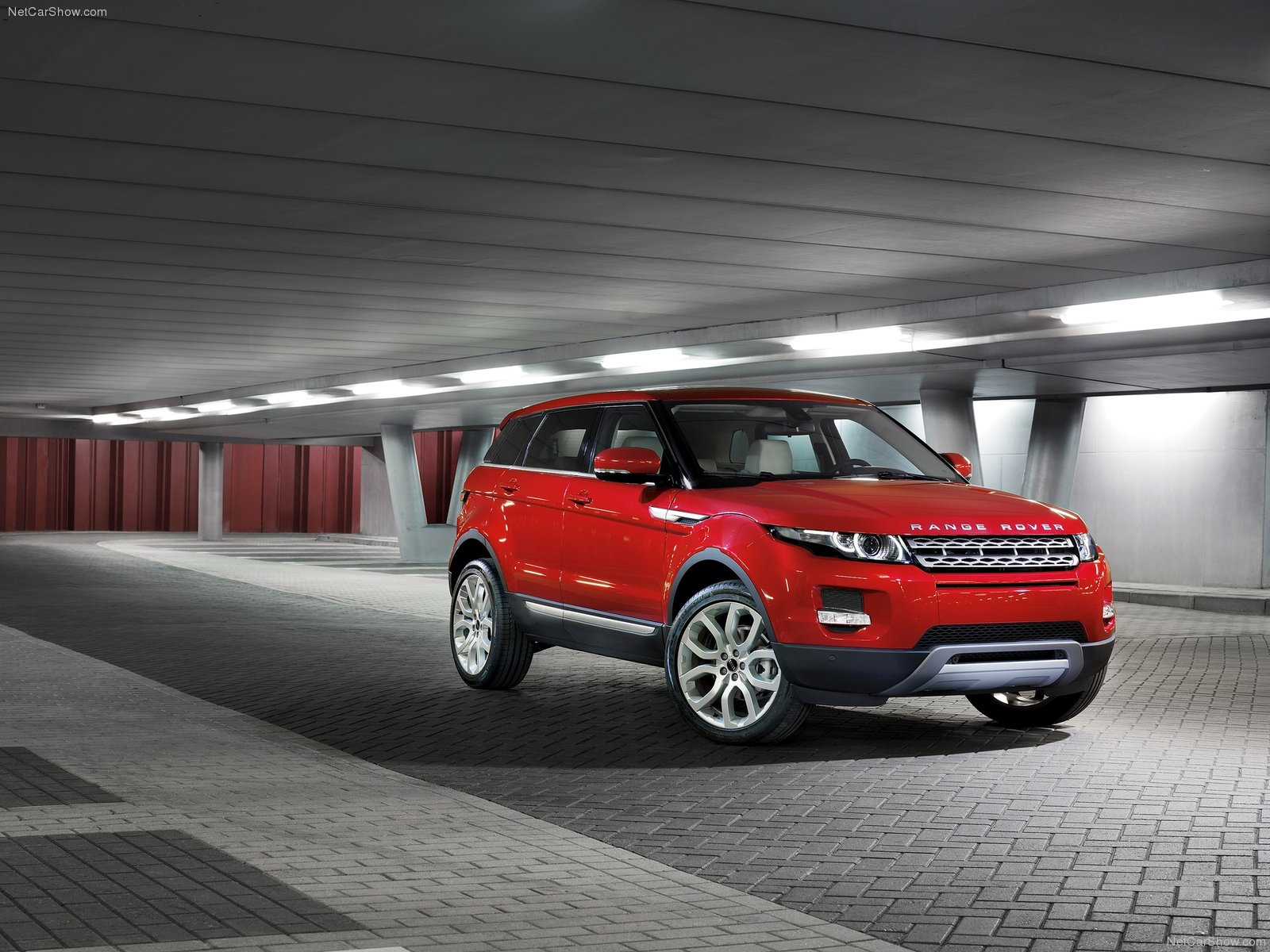 Land Rover Range Rover Evoque 5-door photo 76891
