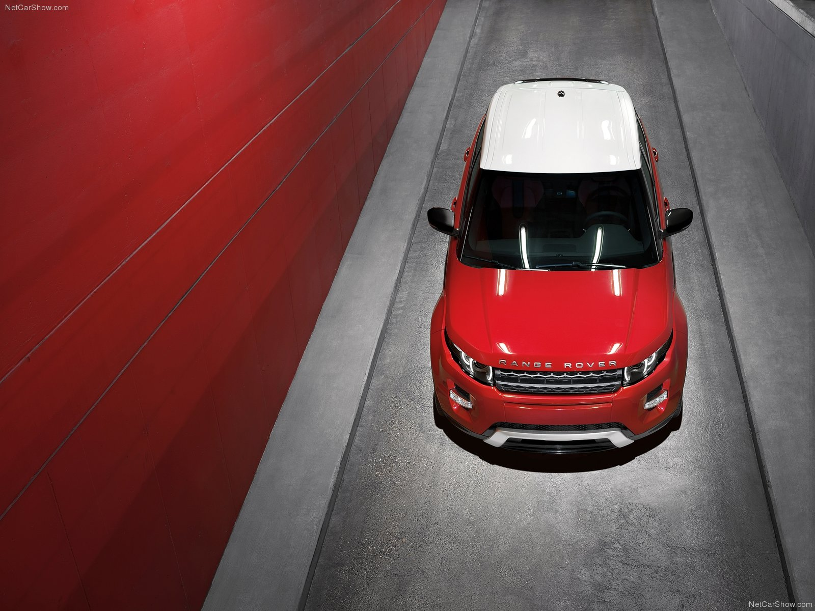 Land Rover Range Rover Evoque 5-door photo 76897