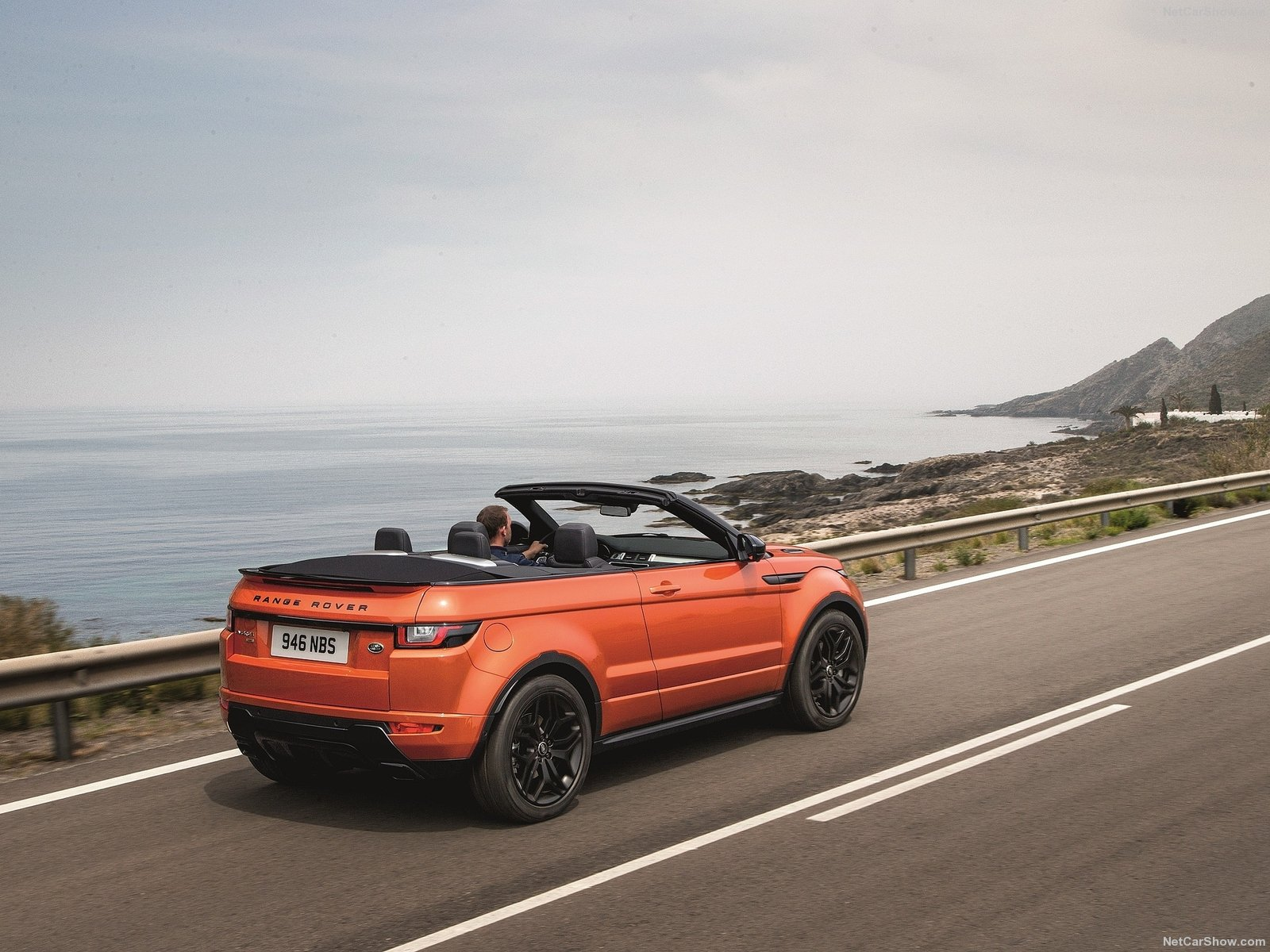 Land Rover Range Rover Evoque Convertible photo 153955