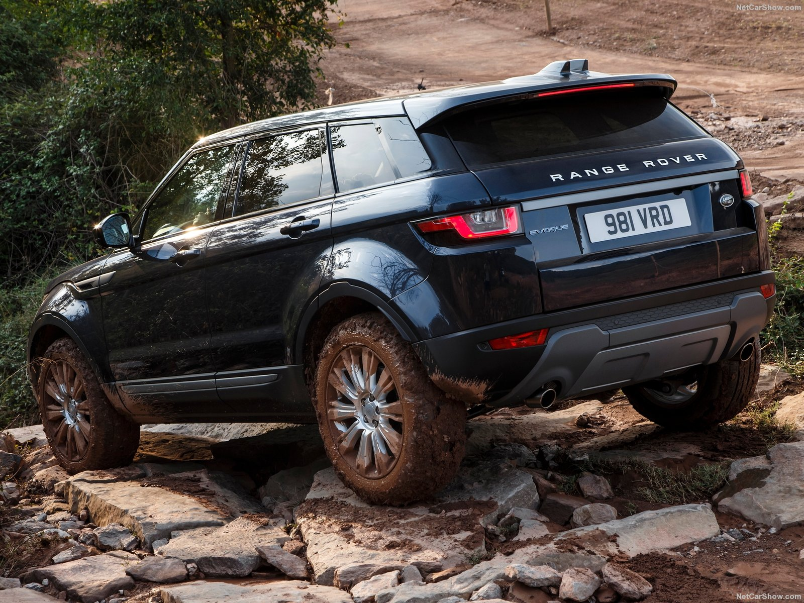 Land Rover Range Rover Evoque photo 151104