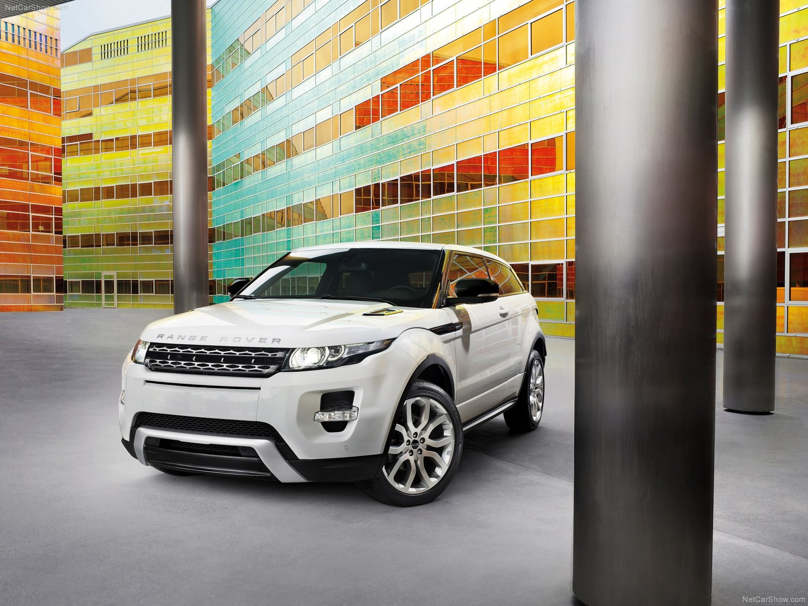 Land Rover Range Rover Evoque photo 75714