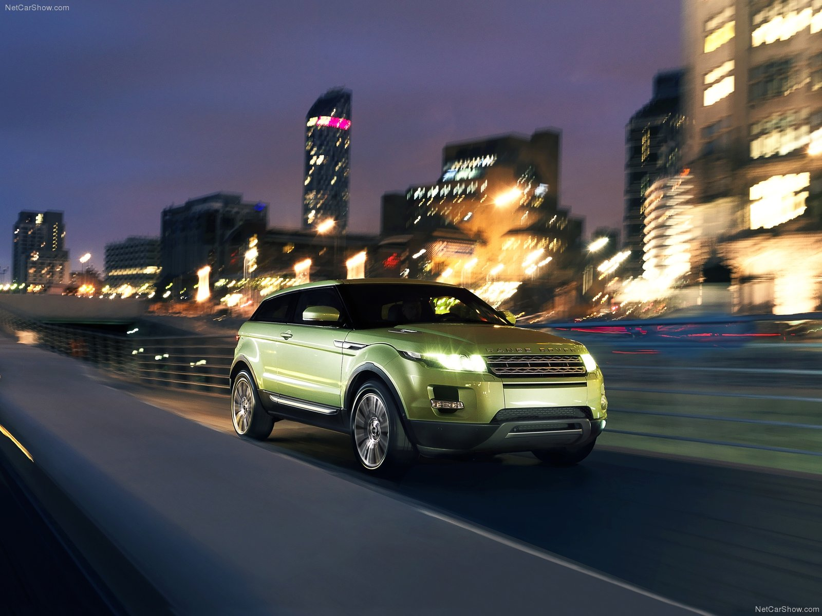 Land Rover Range Rover Evoque photo 79316